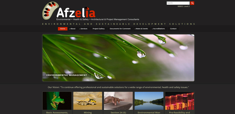 Afzelia Environmental